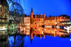 Bruges fire