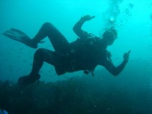 Diving, Jeju