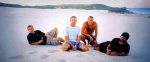 Fraser Island Crew Panoramic