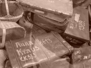 Holocaust Victim Suitcase
