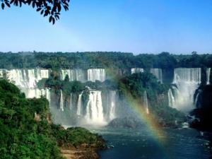 Iguazu Falls, Arg