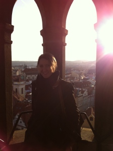 The Chic Adventurer in Prague
