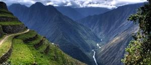 Inca scene