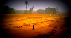 Karnak, woman