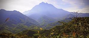 Kinabalu vista I