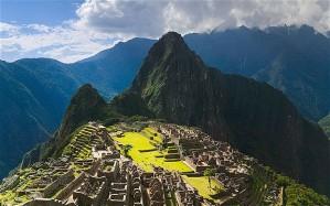 Machu Pichu I