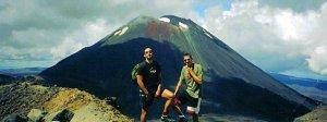 Me and PG Tongariro pose