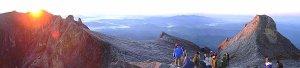 mount kinabalu panorama I