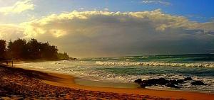 Paia Beach Panoramic