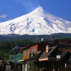 Pucon and Volcano I