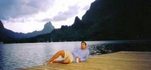 Tahiti posing I