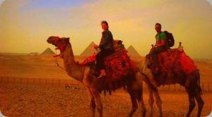 Us on Camels