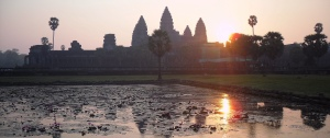 Angkor Sunrise I