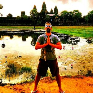 Me at Angkor 2013