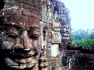 The Bayon, Cambodia I