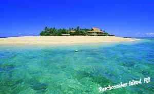 Beachcomber, Fiji