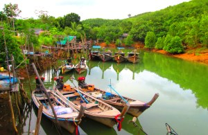 Boat yard II