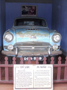 Car and Relic