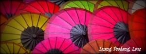 Laos Umbrellas