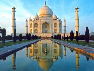 Taj Mahal edited
