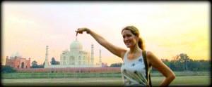 Twenty First Century Nomad Taj Mahal