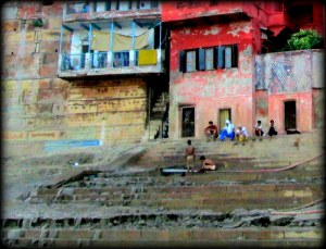 real mud on ghats