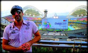 Daegu Stadium a