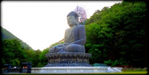 Giant Buddha- Seorak a