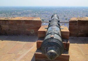 Jodhpur blog cannon