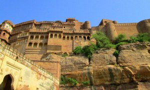 Jodhpur blog fort view