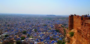Jodhpur blog view from top
