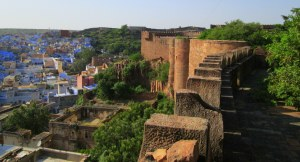 Jodhpur blog walls