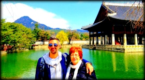 The Nomad and Mum a